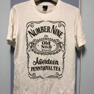 ナンバーナインTシャツnumber nine