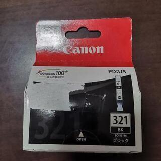 CANON インク BCI-321BK