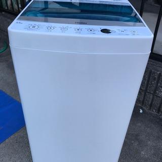 ハイアール 5.5kg 全自動洗濯機 ホワイトHaier JW-...