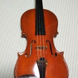 バイオリン始めませんか?