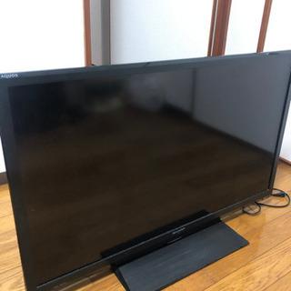 テレビ40インチ