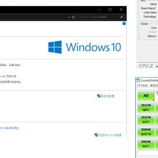 【交渉中】DELL XPS 8500 Core i7 メモリ16GB SSD250GB Windows10 GTX1060 6GB - パソコン