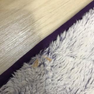 冬に使える絨毯