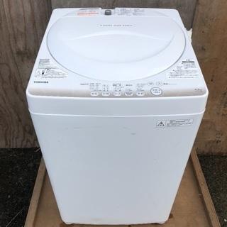 【配送無料】2015年製 東芝 4.2kg 洗濯機 AW-4S2