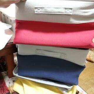 カラーボックス用 収納