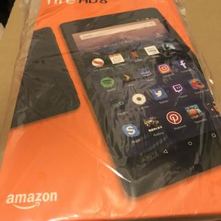 新品未使用品 Fire HD 8 タブレット 16GB Alexa搭載