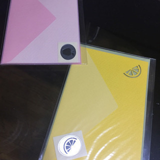カード二種 未開封