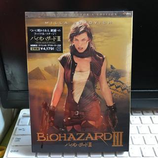 バイオハザード3、、DVD