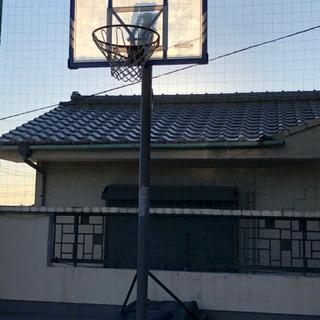 WORLD CLASS バスケットゴール 屋外移動式