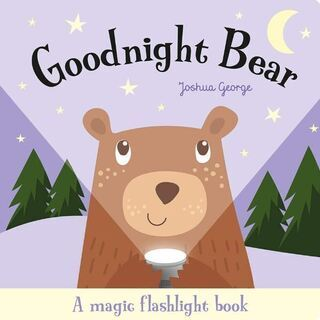 英語絵本「Goodnight Bear」