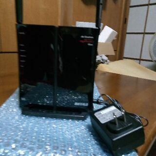BUFFALO/バッファロー Wi-Fiルーター 無線LANルー...