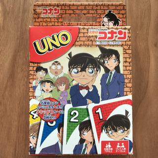 【新品未使用】UNO 名探偵コナン ウノ カードゲーム