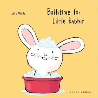 英語絵本「Bathtime for Little Rabbit」