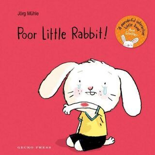 英語絵本「Poor Little Rabbit」