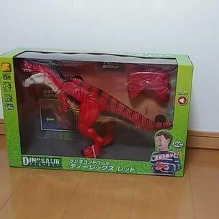 ※値下げしました! 恐竜 ラジオコントロール ティーレックス