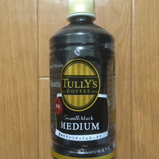 ☆TULLY'S MEDIUM 無糖コーヒー☆
