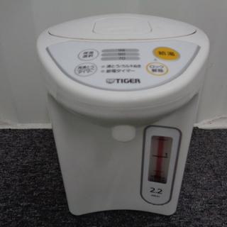 タイガー 魔法瓶 マイコン 電気 ポット 2.2L  PDR-G...