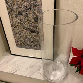 ガラス製フラワーベース