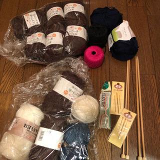 編み物 色々