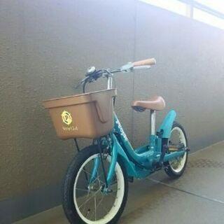ピープル  いきなり自転車 14インチ かじとり式 [2歳~6歳...