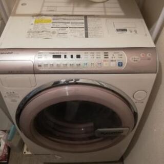 取引中 シャープ ES-V300 洗濯機 KIREION