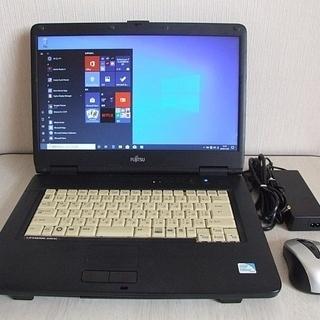 高速SSD120GB搭載 Fujitsu LIFEBOOK A5...
