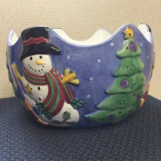 🎄メリ〜クリスマス🎄陶器ボール
