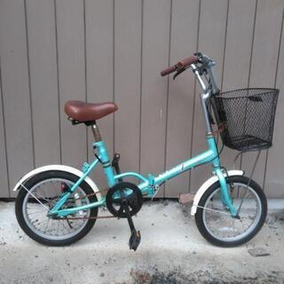 KCD16インチ折りたたみ自転車