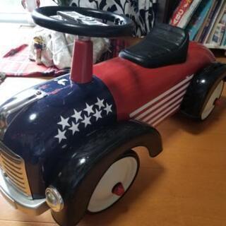 ARTABUGS アメリカ スピードスター 子ども 足けり乗用車