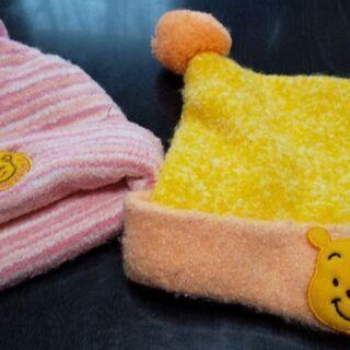 新生児ニット帽