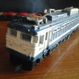 断捨離21 鉄道の模型 EF8185(1/120) 1両