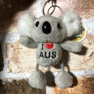 オーストラリア産 コアラのぬいぐるみ