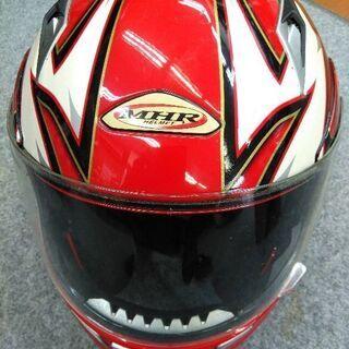 中古 MHR バイクヘルメットXL  DION DESIGN