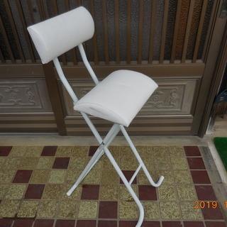 折り畳み椅子!