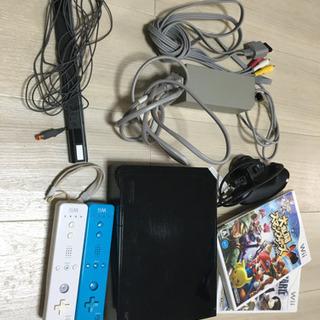 Wiiセット 3000円 ソフト2つ付