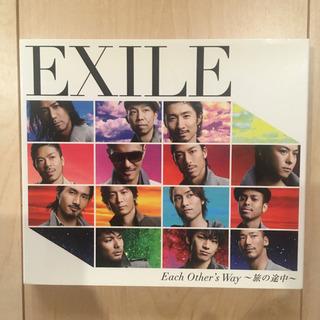 美品!EXILEシングル EachOther'sWay〜旅の途中〜