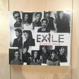 美品!EXILEシングル Flower Song