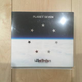 美品!三代目JSBアルバム 「PLANET SEVEN」