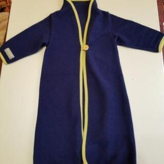 NuKME(ヌックミー) 着る毛布着丈 85cm 幼児用