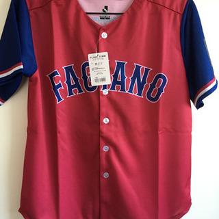 ファジアーノ岡山 ベースボールシャツ