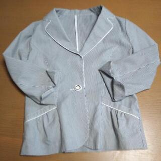新品未使用の薄手ジャケット
