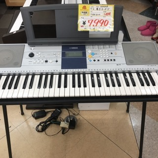 YAMAHA 電子キーボード PSR-E323