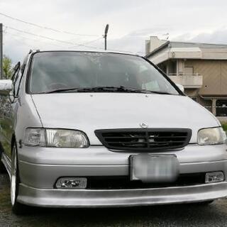 平成9年 RA-1 オデッセイ VIP WAGON STYLE