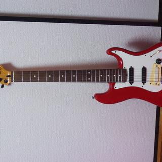 ジャンクギター Fender USA ブレット3Sボディ mus...