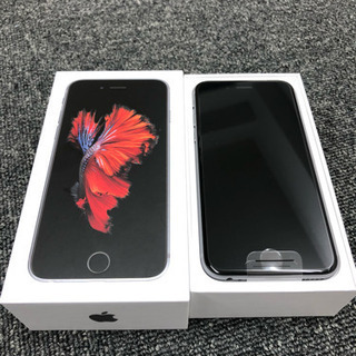 iPhone 6s Space Gray 32 GB SIMフリー