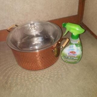 銅の鍋 新品未使用
