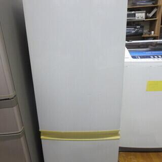 シャープ冷蔵庫167L 2008年製SJ-17P-H 夜8時半ま...