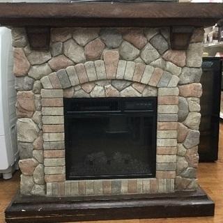 安心6ヶ月保証 ロイドグランデ 電気式暖炉