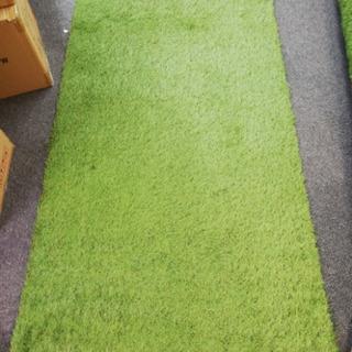 リアルなタイプの芝生マット1m×2m