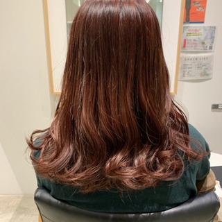 12月!髪質改善カラーモデル募集✨✨